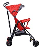 Ubaby Foldable Stroller and Pram for Baby & Kids - Lightweight Buggy