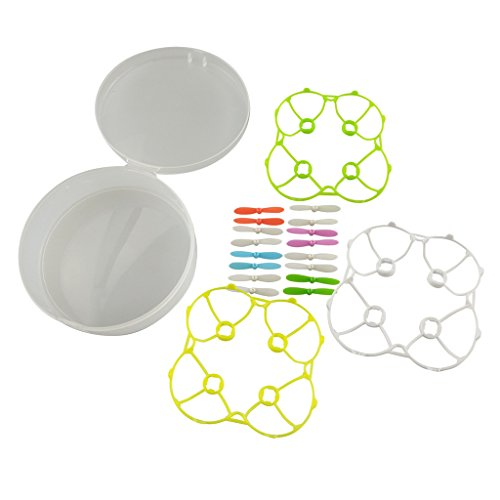 KESOTO Helix Propeller Protection Frame for Cx-10 RC Quadcopter Drone Spare Parts