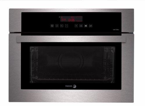 Fagor MWB-580BTCX Integrado 40L 1000W Acero inoxidable - Microondas (Integrado, 40 L,...