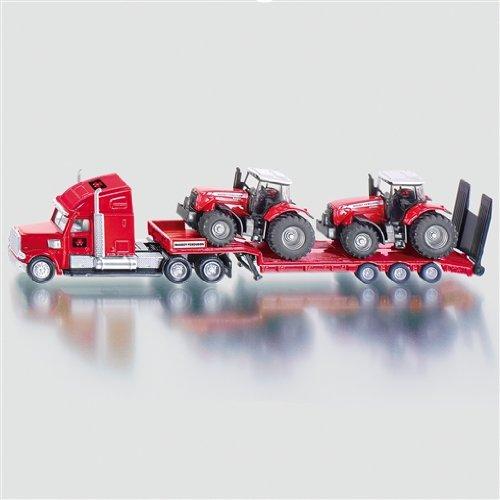 Imagen principal de Siku 1857  - Tractor-remolque con (varios colores)