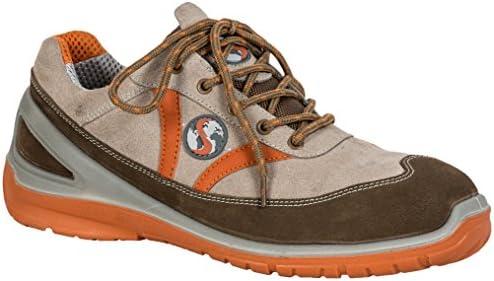Seba 597 CE Zapato baja S1P SRC, color beige, talla 37