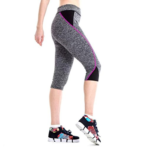 Pantalones mujer deporte Sannysis YOGA Pantalones, Leggings Mallas par