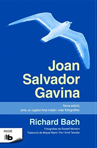 Joan Salvador Gavina (B DE BOLSILLO) por Richard Bach