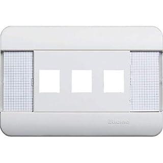 btnet - placca autop 3P bianca keystone C9803/TBA