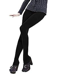 Marilyn klassische Baumwoll-Strumpfhose mit Elastan in opaque, nude look, 250 Denier