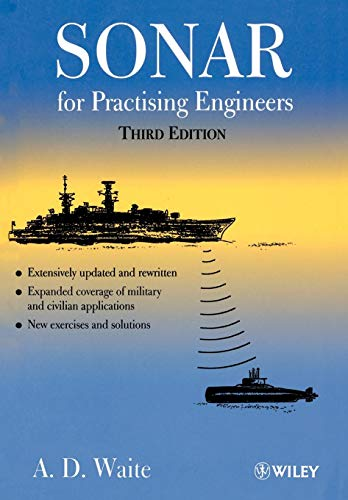 Sonar for Practising Engineers 3e Marine Sonar