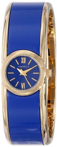 Caravelle New York Women's 44L145 Bangle Watch