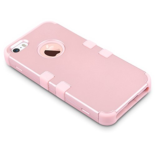 coque iphone 5 s rose