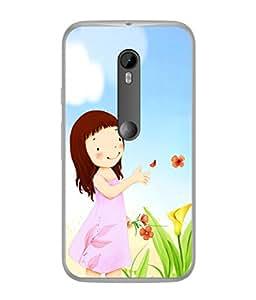 PrintVisa Superb Baby High Gloss Designer Back Case Cover for Motorola Moto G Turbo Edition :: Virat FanBox Moto G Turbo Virat Kohli