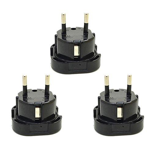 Adaptador kits sistema cámara CCTV Para: Euro socket