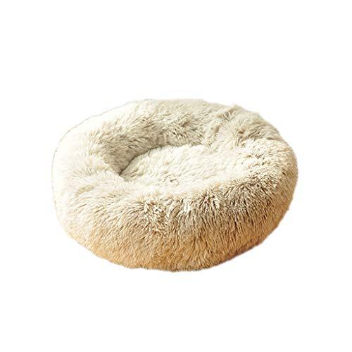 MXJ61 Hundehütte Winter Pet Mat Kleine mittlere und große Hundebett Cat Nest Winter Warm Pad (Farbe : B, größe : S)