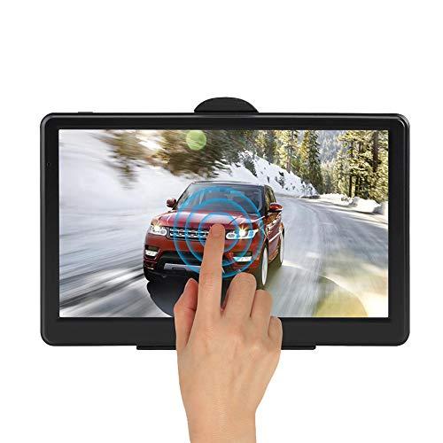 LZDseller01 Navegador GPS, 7 Pulgadas, 8 GB, 128 MB, Sistema de navegación...