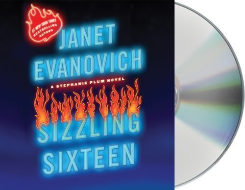 Sizzling Sixteen (Stephanie Plum Novels) by Evanovich, Janet (2010) Audio CD