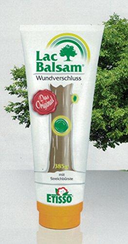 Preisvergleich Produktbild Etisso Lac Balsam Wundverschluss 385g LacBalsam