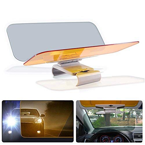 Back To Search Resultsautomobiles & Motorcycles 2 In 1 Car Sun Visor Hd Anti Glare Dazzling Goggle Driving Day Night Driving Mirror Anti Dazzling Fold Flip Down Clear Sun Visor Factory Direct Selling Price