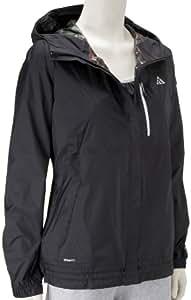 Nike Women's Full Zip Superlight Shell Jacket - Black, Size 6/8