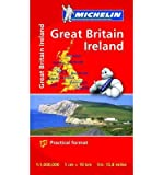 [(Great Britain and Ireland Mini Map)] [ Michelin Editions Des Voyages ] [January, 2014]