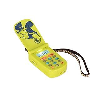 B. Juguetes de Battat BX1030Z Hellophone, Amarillo
