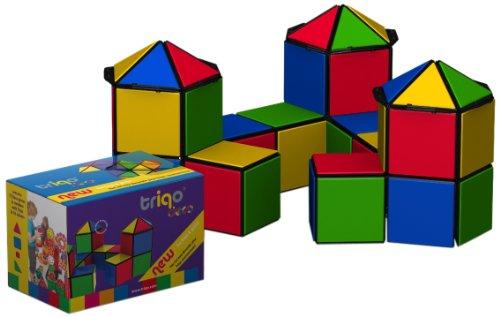 Triqo - Juego de construcción para niños de 75 Piezas (75311)