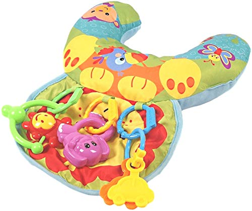 MamaLoes Eco Toys Jungle Löwe Spielkissen Baby Bauchlage HC355419