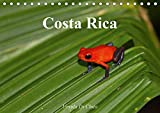 Costa Rica (Tischkalender 2020 DIN A5 quer): Costa Rica - Land der Regenwälder und Vulkane (Monatskalender, 14 Seiten ) (CALVENDO Orte) -