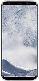 Samsung Dream Clear Cover, Funda para smartphone Samsung Galaxy S8, Transparente