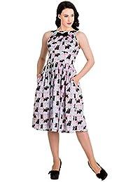 Tiger Milly - Robe rétro années 50 pour femmes