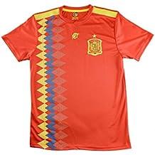 Amazon.es: Camiseta España 2018 2017 - 3 estrellas y más
