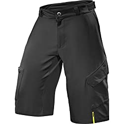 Mavic Crossmax Pro Cycling Shorts Black 2017, L (5052)