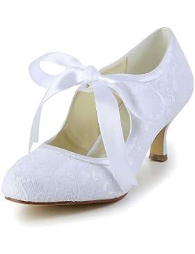Jia Jia Wedding 14031 Hochzeitsschuhe Brautschuhe Damen Pumps