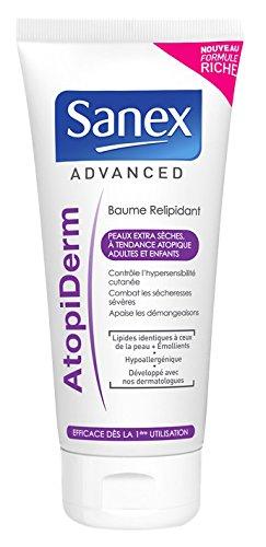 Sanex Advanced Atopiderm Lait Corporel Tube de 200 ml