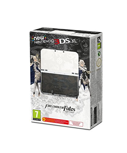 New Nintendo 3DS XL Konsole, Fire Emblem Fates - Limited Edition (3ds Xl Konsole Limited Edition)