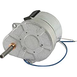 New Mains Pace Clock Maintenance Motor Only Time Piece Repair Replacement Motors