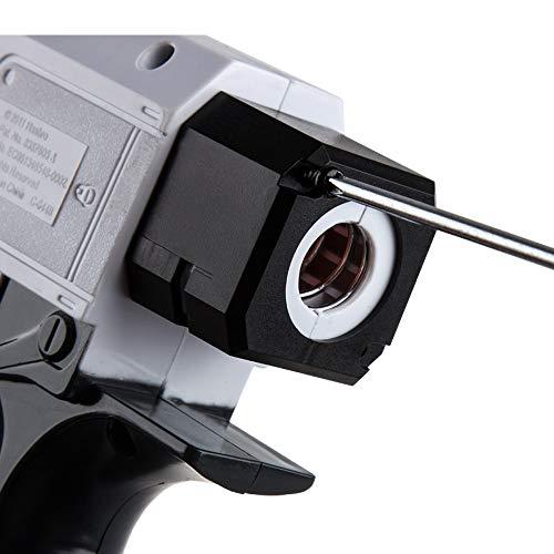 WORKER Stock Adaptor for nerf N-Strike Elite Color Black