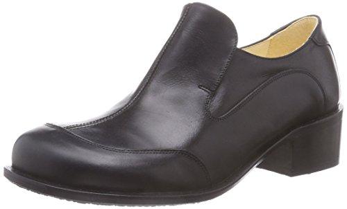 John W. Shoes Katlyn, Scarpe con imbottitura leggera donna, Nero (Nero (Negro)), 36