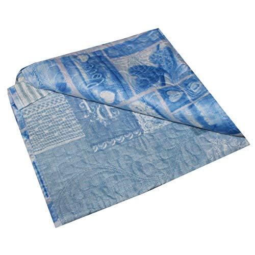 Zoom IMG-1 russo tessuti copriletto trapuntino singolo