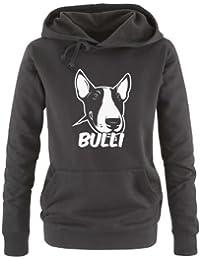 Reifen-Markt Sweatshirt Hashtag #Bullterrier f/ür Damen Herren und Kinder in den Farben Schwarz Weiss Blau mit Aufdruck