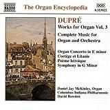 Dupre: Organ Concerto