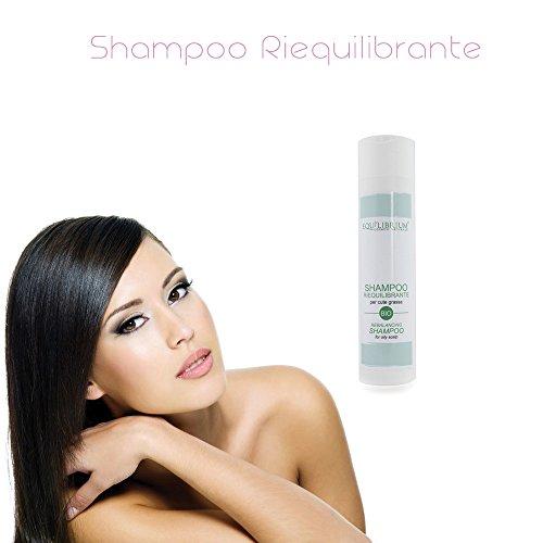 Zoom IMG-2 equilibrium cosmesi naturale shampoo riequilibrante