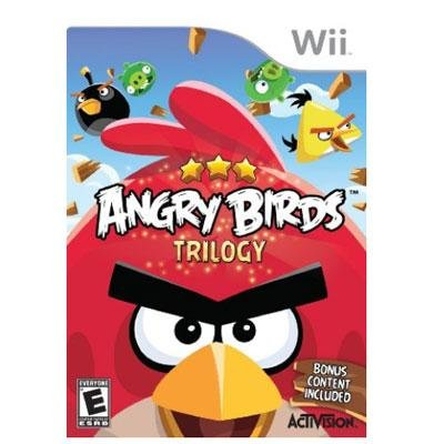 Activision Blizzard INC Angry Birds Trilogy Action/Abenteuer Spiel-Wii/76744/