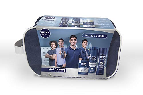NIVEA MEN Protege & Cuida neceser set de baño
