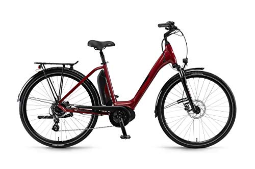 Unbekannt Winora Sima 7 300 Pedelec E-Bike Trekking Fahrrad rot 2019: Größe: 54cm