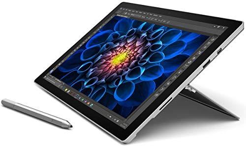 Microsoft Surface Pro 4 31,24 cm (12,3 Zoll) Tablet-PC (Intel Core i5, 4GB RAM, 128 GB, Intel HD Graphics, Windows 10 Pro) (Generalüberholt)