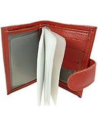 Porte carte credit, fidelité, visite avec pochette plastifiée 24 CB en cuir