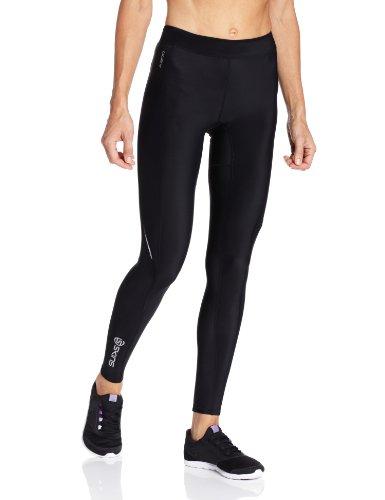 Skins Damen A200 Long Tights, Black, XS, ZB99610019033FXS