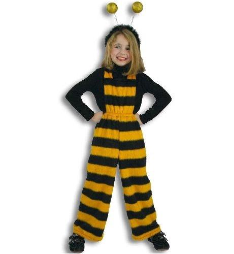 Biene Bienchen Hose Latzhose Tier Kinder Kostüm Gr 140
