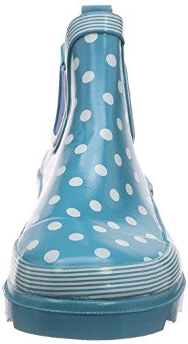 Pioggia Vita Da Di 08 Stivali Türkis Donna Turchesi Beck Stile YawT75