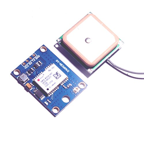 Amazon.co.uk - GPS Module with Antenna NEO-6M