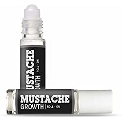 Beardo Moustache Growth Roll On - 8 ml