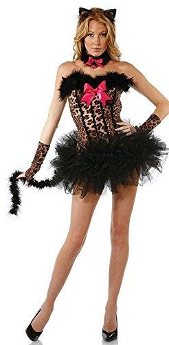 LLY Catwoman-Kostüm Halloween Spiel Uniformen Versuchung Rolle Spielen - Catwoman Kostüm Haar